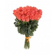 "Оранжевая роза ""Вау"""