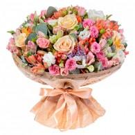 Доставка цветов в период карантина